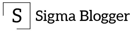 Sigma Blogger